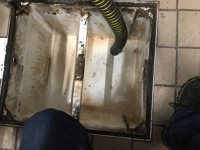 grease trap cleaning nyc